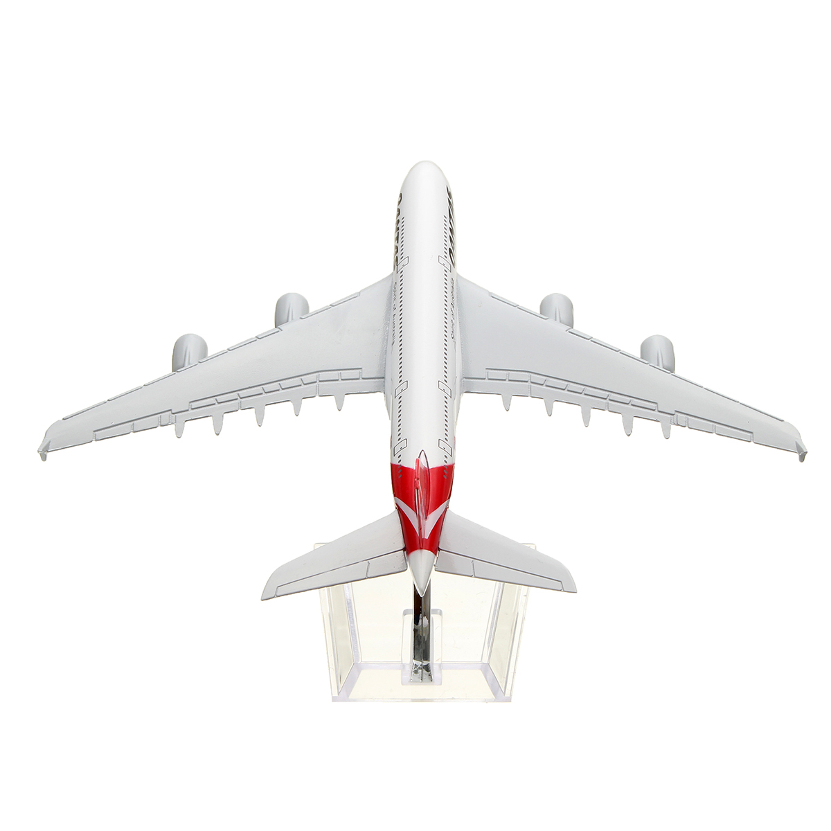 16cm Airplane Metal Plane Model Aircraft A380 AUSTRALIA QANTAS Aeroplane Scale Desk Toy