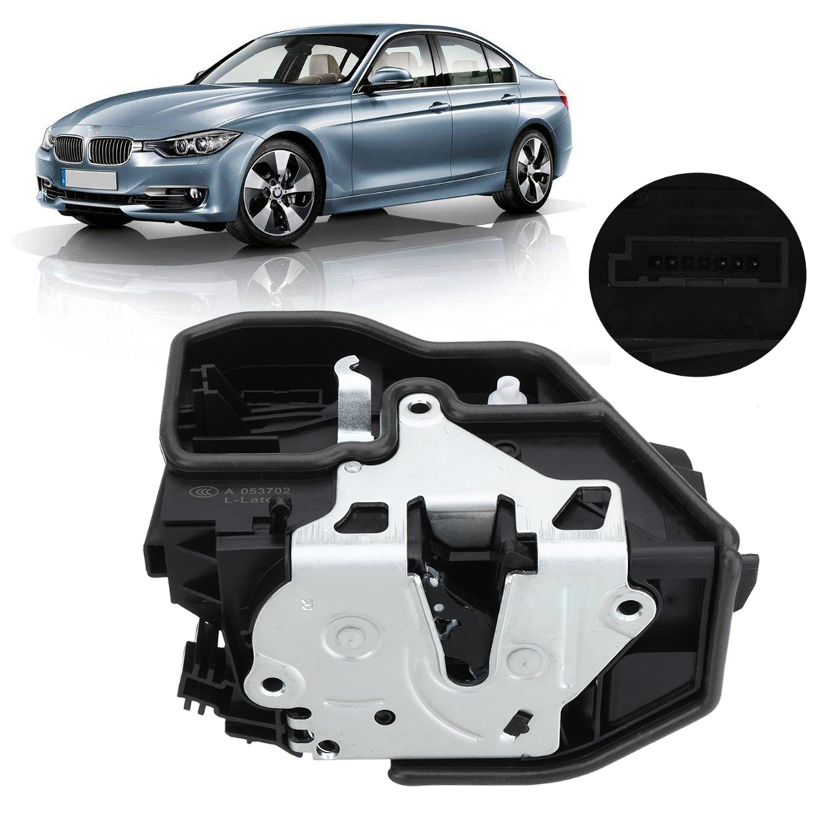 Rear Right Power Electric Door Lock Motor Electric Latch Actuator For BMW