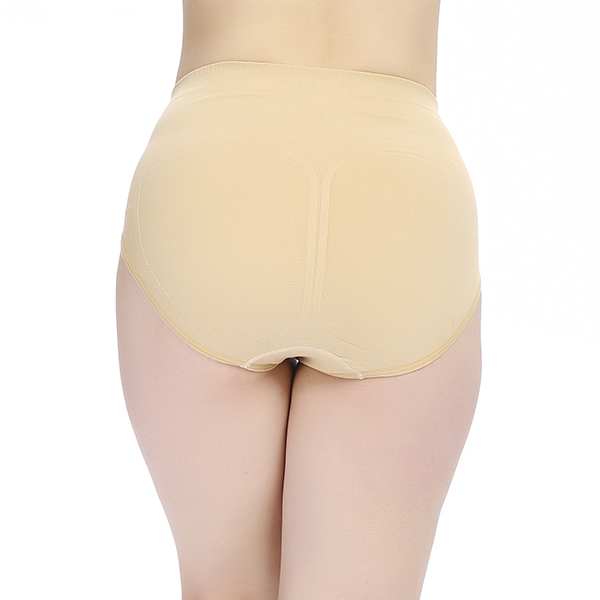 Super Large Size High Waist Seamless Breathable Panties