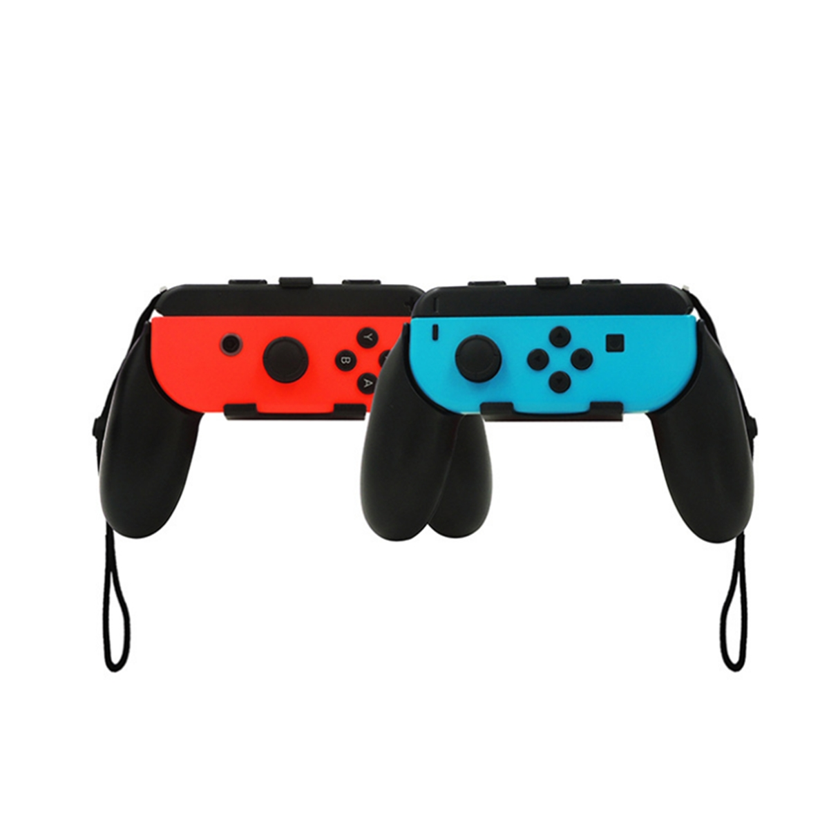 2 Pcs ABS Hand Grip Holder Stand Support for Nintendo Switch Joy-Con Controller