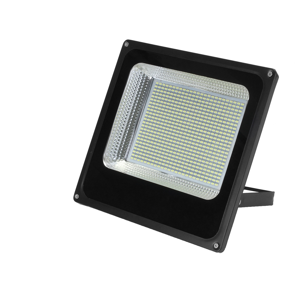200W Waterproof 600 LED Flood Light White Light Spotlight Outdoor Lamp for Garden Yard AC180-220V