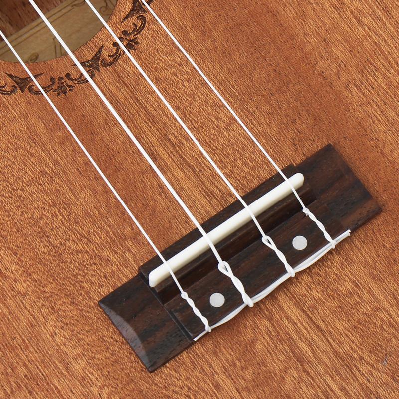 Đàn Guitar Zebra V 21 Inch Mahogany 15 Frets