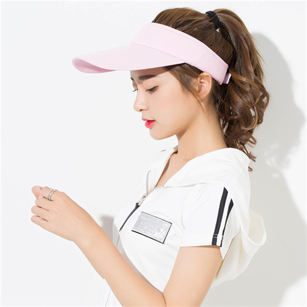 Unisex Men Super Absorbent Breathable Tennis Visor