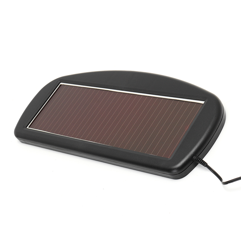 HKT103 12V 1.5W Solar Energy Car Charger For Universal Automobile