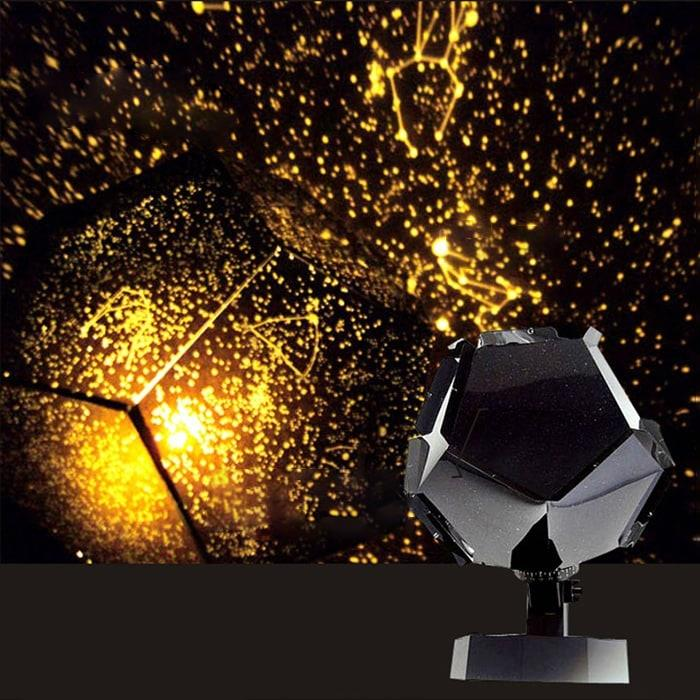 USB Four Season Star Amazing Sky Light Color Changeable Cosmos Laser Projector Lamp Night Light