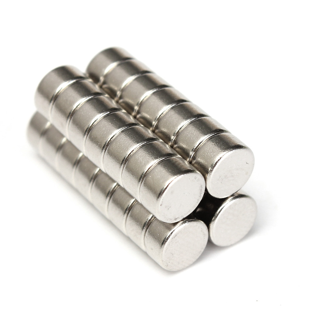 30pcs N52 Super Strong Cylinder Magnets 6mm x 3mm Rare Earth Neodymium Magnet