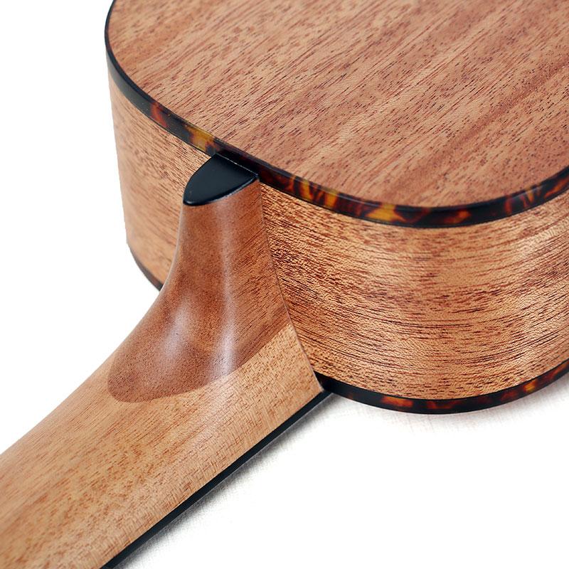 Tom TUS-200 21 Inch Ukulele Mahogany Wood with Gig Bag