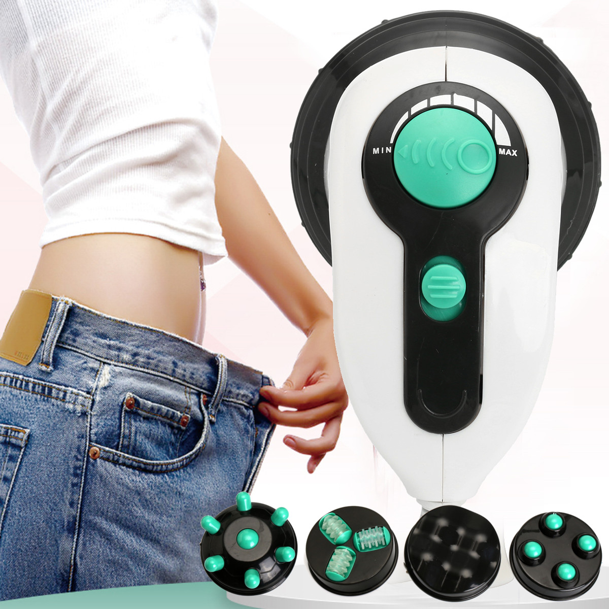 Infrared Full Body Electric Massager Anti Tired Machine