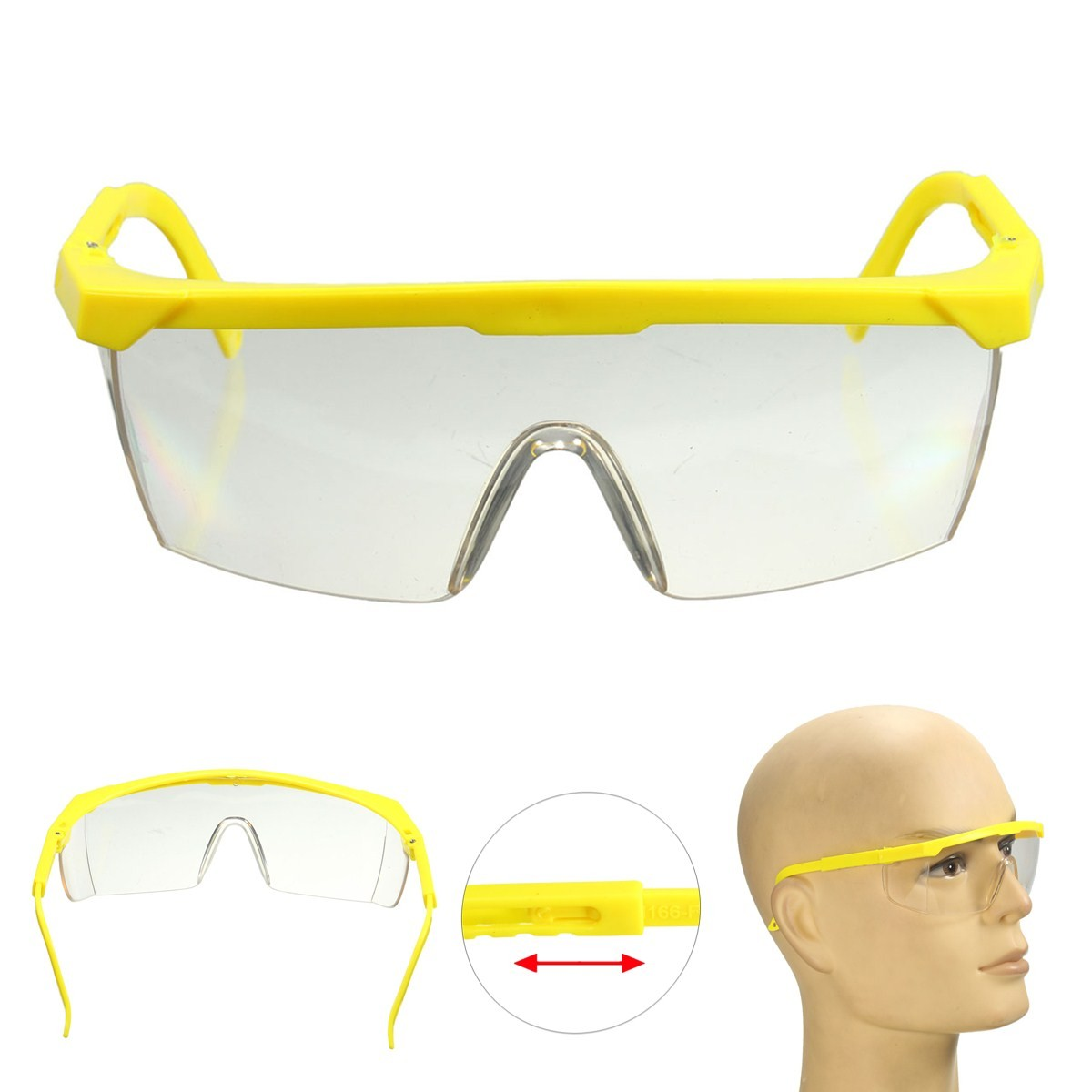 Safety Welding Cycling Riding Driving Glasses Sports Sunglasses Protect Goggles