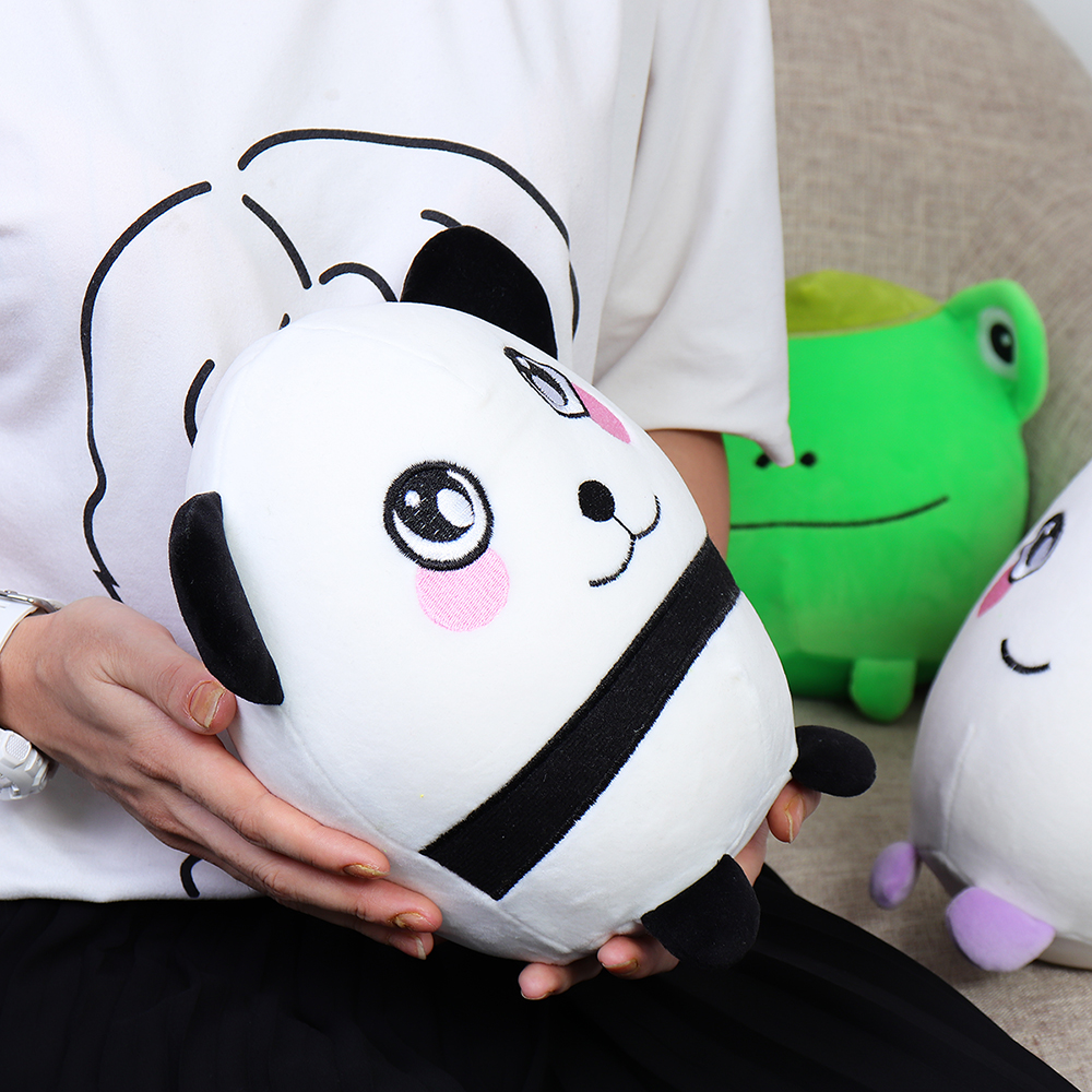 22cm 8.6Inches Huge Squishimal Big Size Stuffed Panda Squishy Toy Slow Rising Gift Collection
