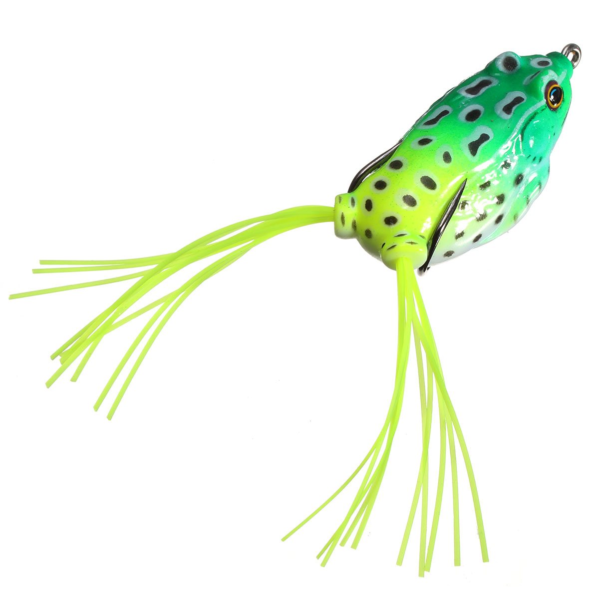 Fishing Lure Soft Frog Baits Frog Hollow Body Soft Bait