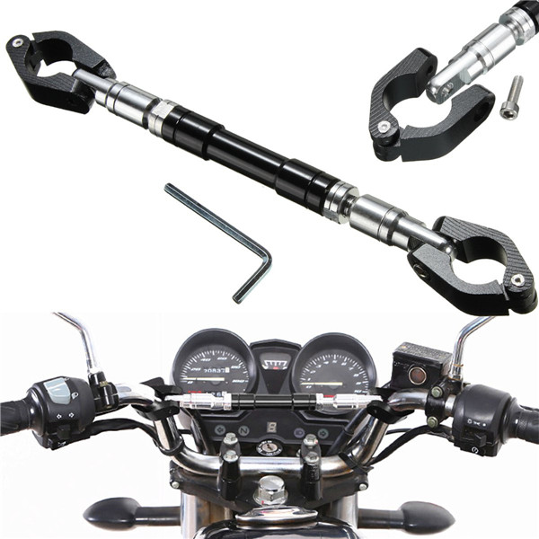 Universal Adjustable Motorcycle Handlebar Cross Bar For Honda/Kawasaki/Yamaha