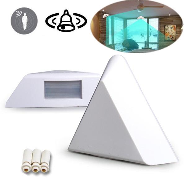 Wireless Infrared Motion Sensor Vertical Detecter PIR Alarm for Security Home System
