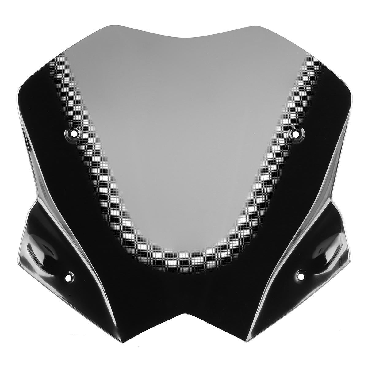 Black Windshield Windscreen For Yamaha Tmax530 T-max530 T-MAX 530