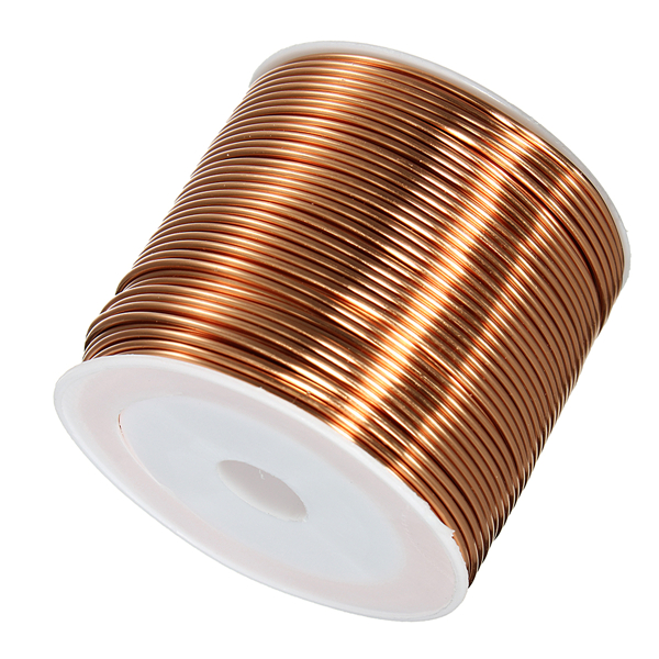 1.0mm25m Copper Magnet Wire Welding Cable Enameled Wire