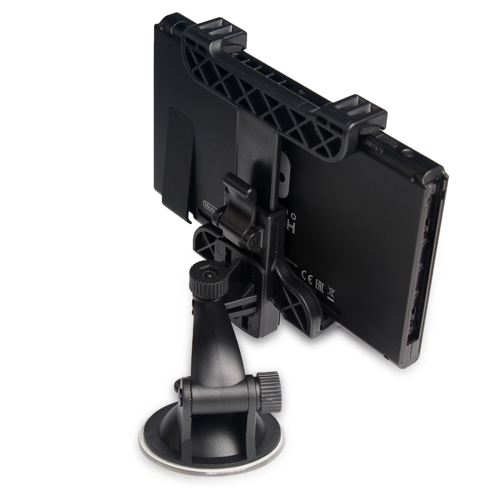 OIVO IV-SW021 Sucker Holder Stand Console Holder For Nintendo Switch Game Console