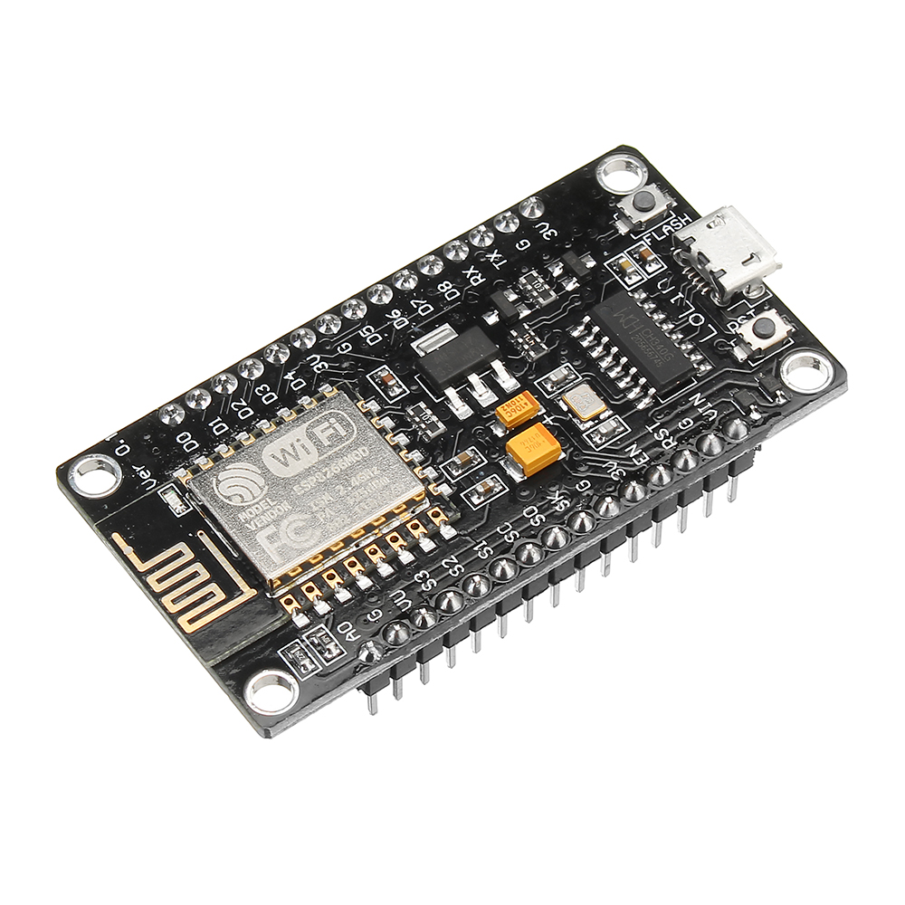 Geekcreit® LoLin V3 NodeMcu Lua WIFI Development Board ESP8266 Serial Wifi Module