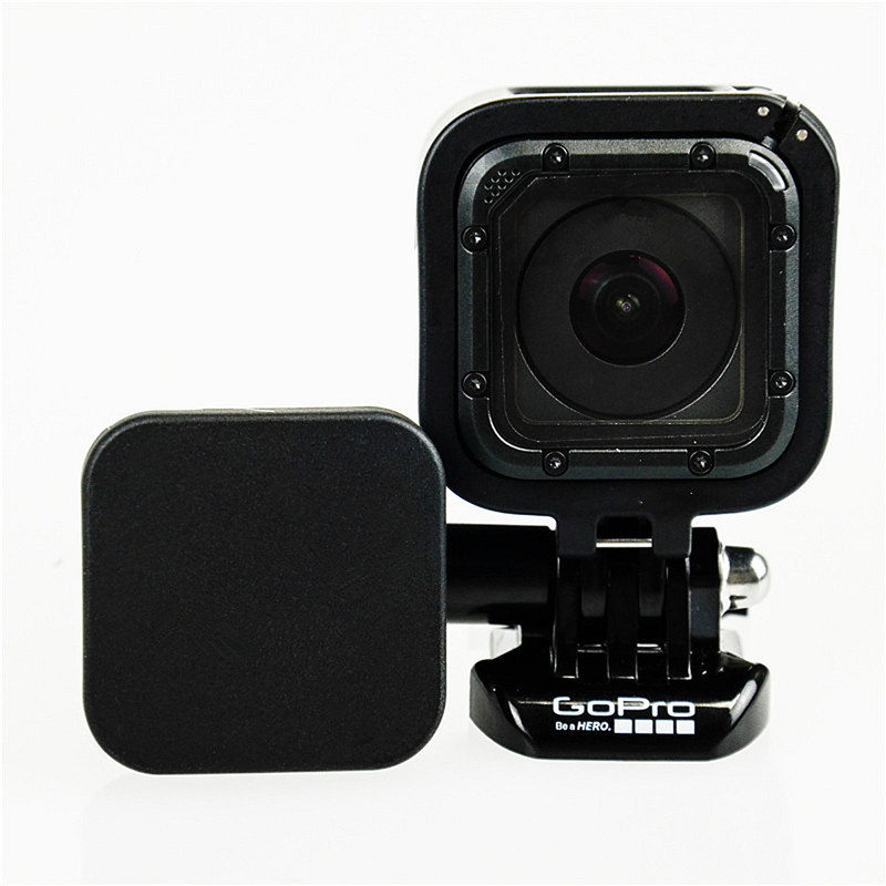 Protective Camera Lens Cap Cover Case Protector For GoPro Hero 4 Session Black