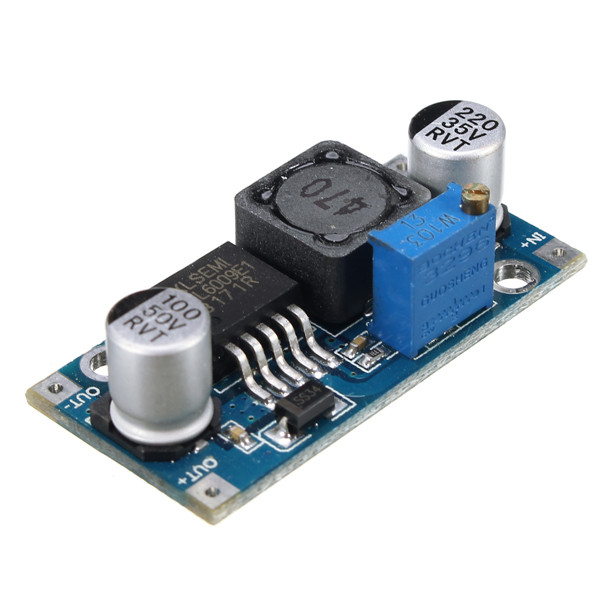 10Pcs 4A XL6009E1 Adjustable DC-DC Step Up Boost Converter Power Supply Module