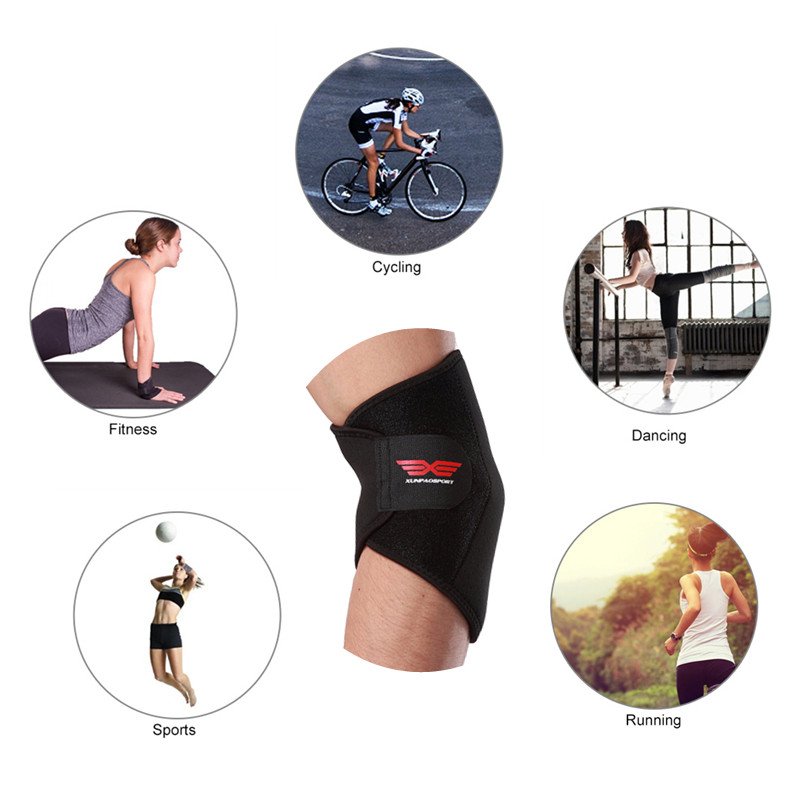 IPRee® Adjustable Elbow Support Wrap Exercise Tennis Arthritis Brace Strap Sports Protector