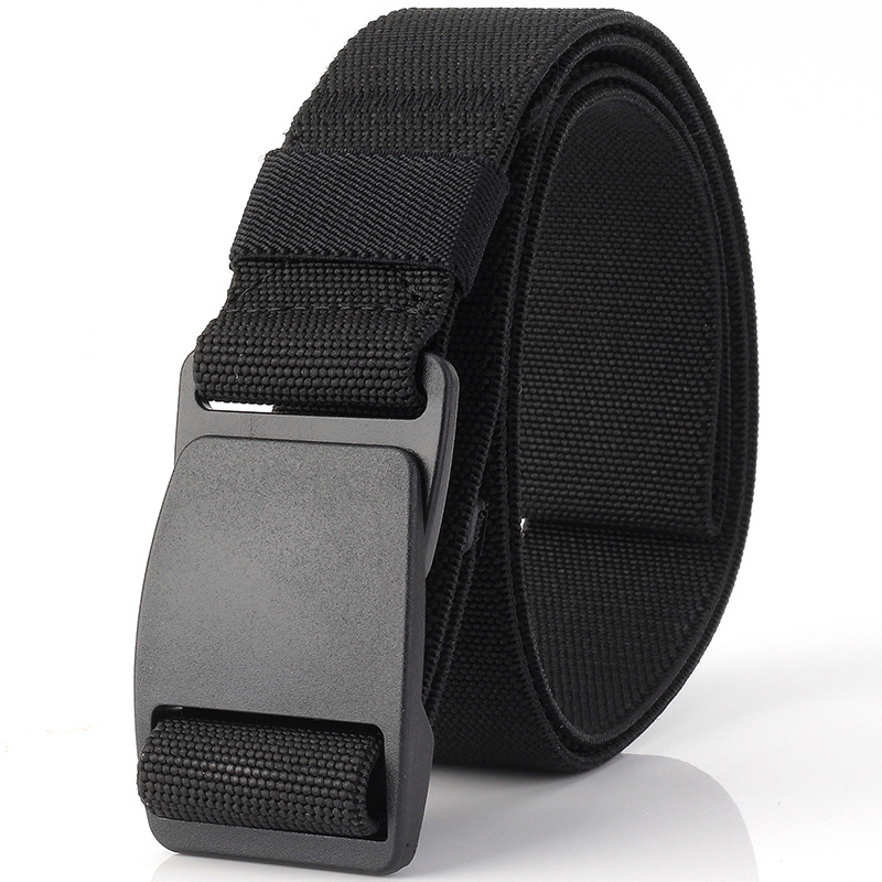 125CM ENNUI Military Security Belts Tactical Nylon Belts