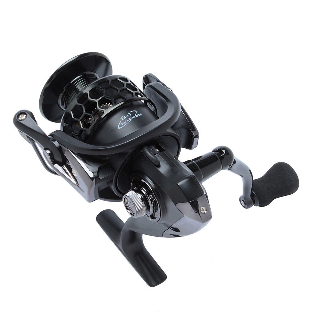 ZANLURE BE3000-4000 5.5:1 Metal Spinning Fishing Reel Saltwater/Freshwater Fishing Wheel