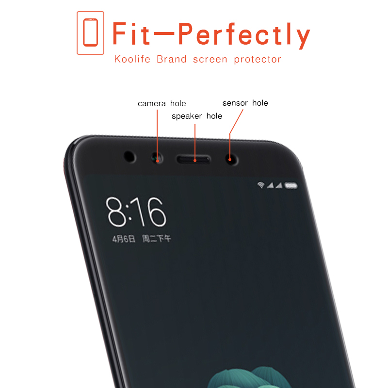 BAKEEY Ultra Thin Anti-Explosion Tempered Glass Screen Protector For Xiaomi Mi A2 / Xiaomi Mi 6X