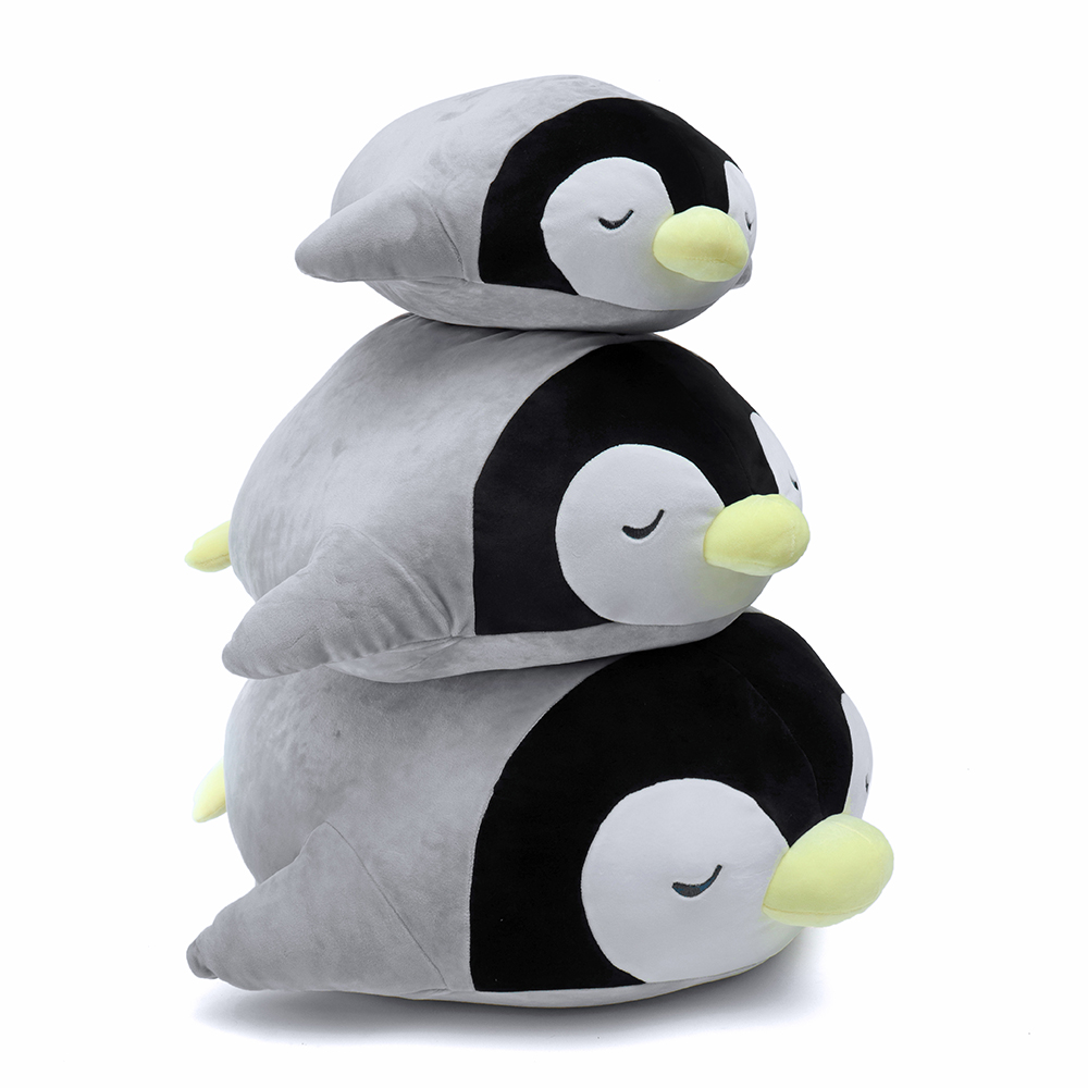 Metoo Plush Stuffed Penguin Turtle Pillow Doll Baby Kids