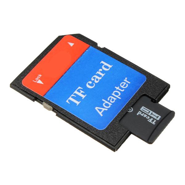 4GB TF Secure Digital High Speed Flash Memory Card Adapter Converter