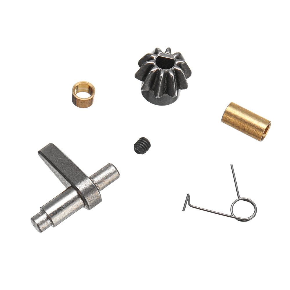 Upgrade Metal Gear Replacement Accessories Set for JinMing M4 Gen8 M4a1 Gel Ball Toy