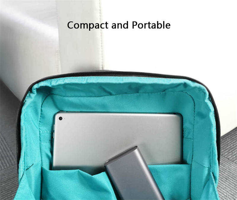 Xiaomi Metal Stationery Box MIIIW Portable Pencil Case Earphones Cable Organizer Aluminum Shell Push Switch School Office Supplies