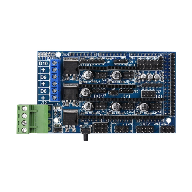 Upgrade Ramps 1.5 Base on Ramps 1.4 Control Panel Board Expansion Board For 3D Printer