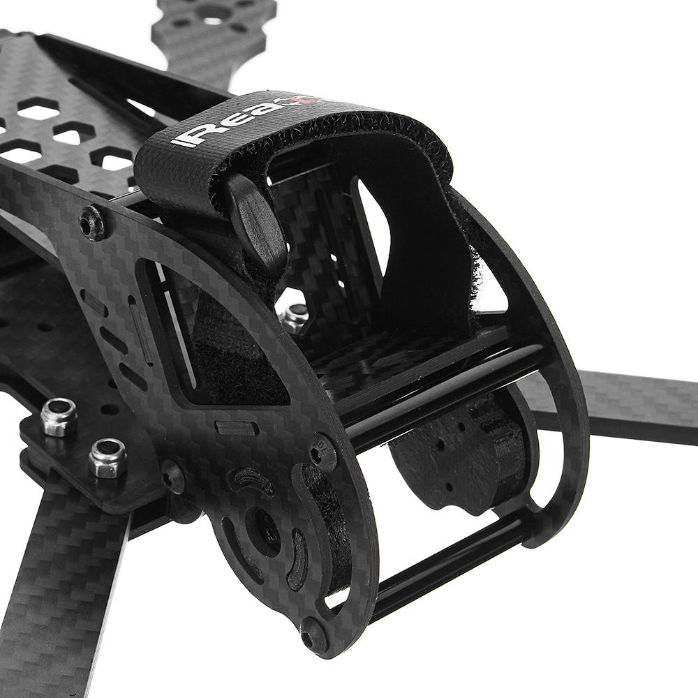 Realacc Mix 255 255mm 5 Inch RC Drone FPV Racing Frame Kit 4mm Arm W/ 5V & 12V PDB