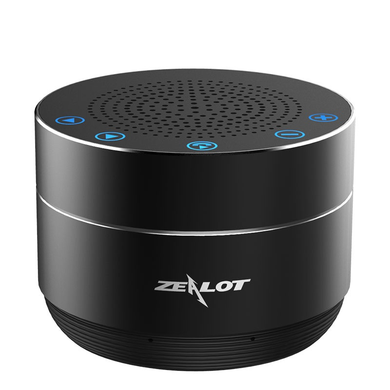 Zealot S19 Portable Bluetooth Speaker Touch Control Heavy Bass Stereo TF Card Handsfree Subwoofer Wichita Falls New ads