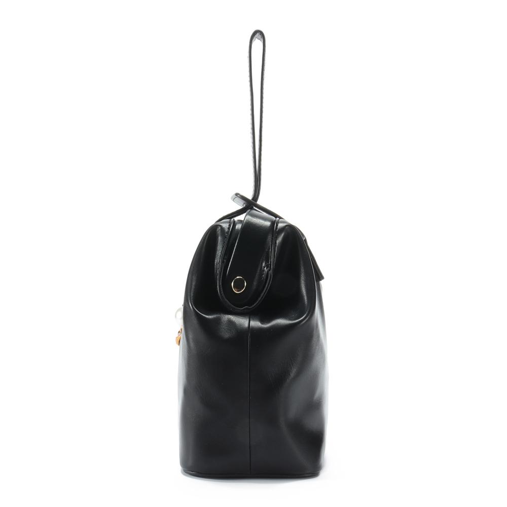 Brenice Faux Leather Retro New Fashion Handbag Carry Lightweight Large-capacity