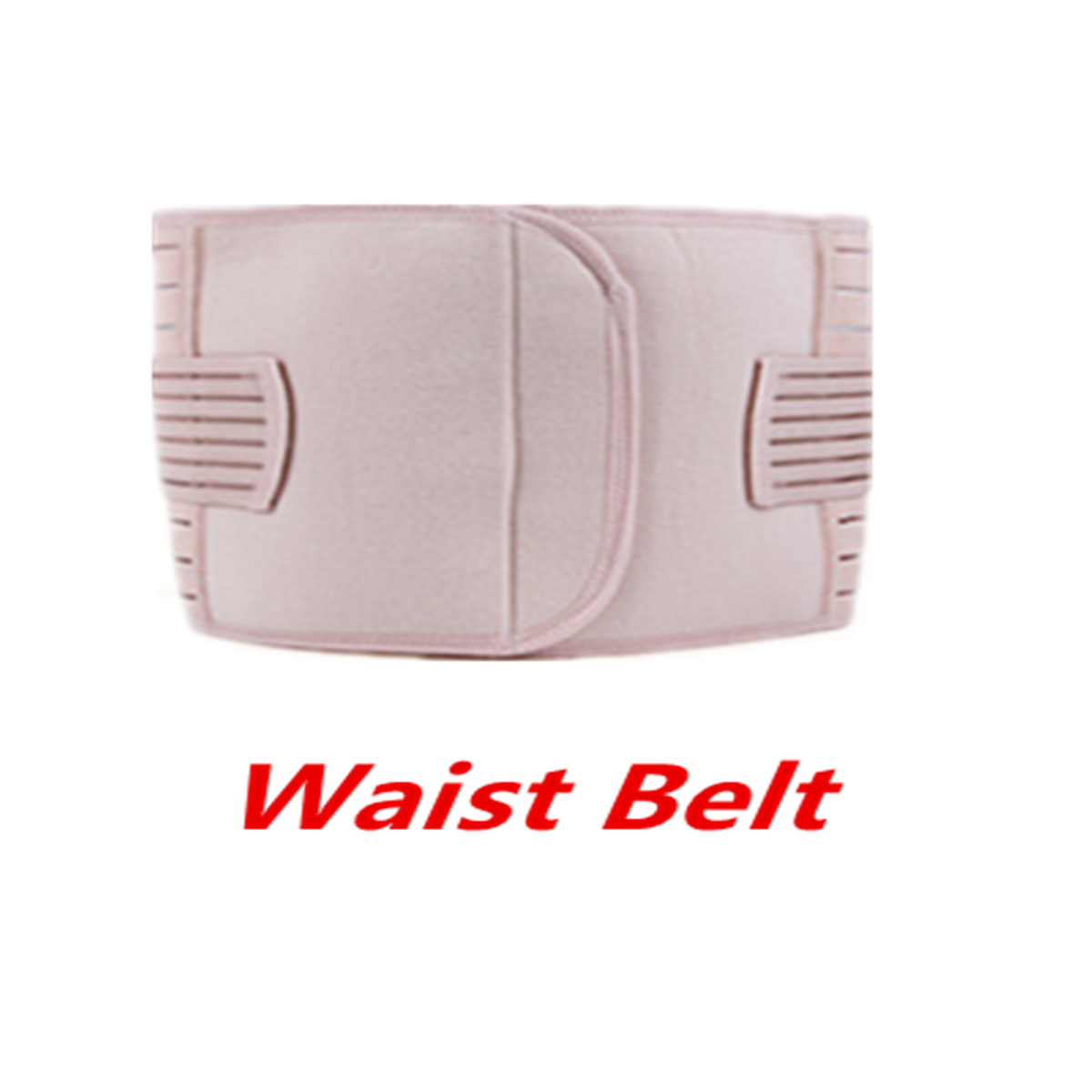 Post Recovery Breathable Belly Elastic Waist Belt