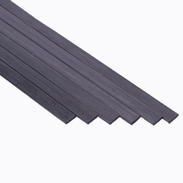 Carbon Fiber Strips Carbon Fiber Flap Bar 1mm x 5mm x 200mm for RC Model