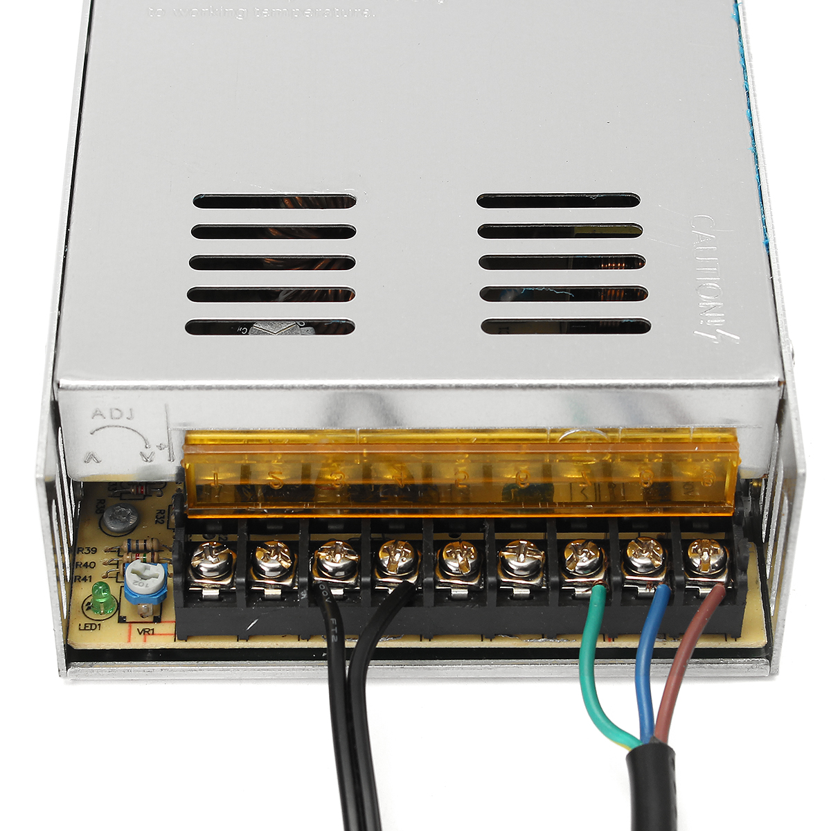 360W 12V 30A Centralized Power Monitoring Switching Power Supply Luminous Word Power