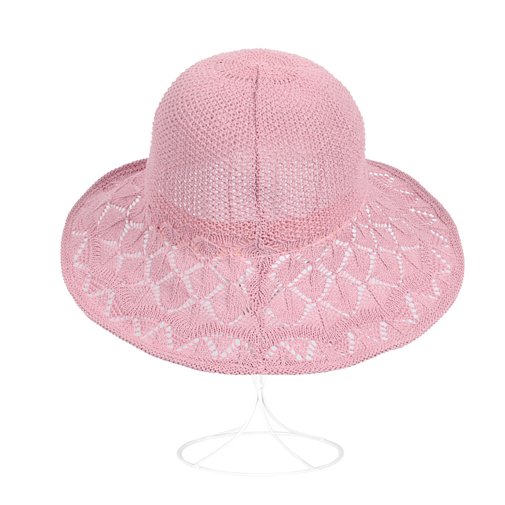 Women Summer Breathable Outdoor Fisherman Hat