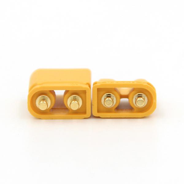 Amass XT30UPB XT30 UPB 2mm Plug Male Female Bullet Connectors Plugs For PCB