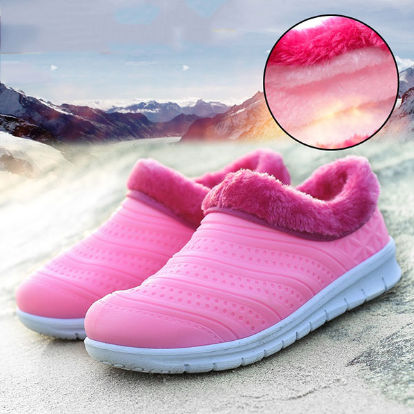 Boots Women Winter Keep Warm Waterproof Cotton Shoes Ankle Boots