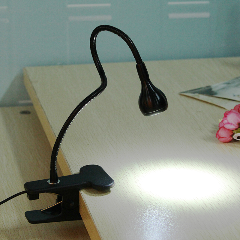 Universal Desk Clamp Lamp Table Lamp Flexible Arm Lamp for G600 Digital Microscope