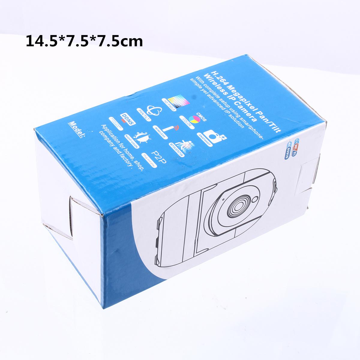 1080P HD Wireless IP Camera Network Wifi Indoor Night Vision
