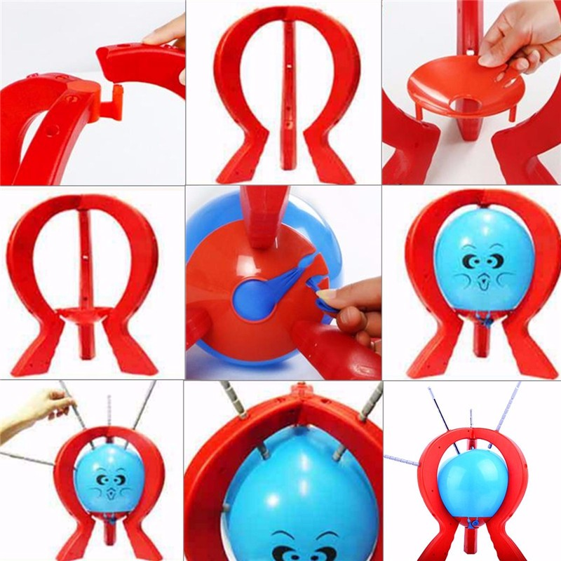 Boom Boom Balloon Game Board Game With Sticks For Kids Boys Toy Gift Family Fun