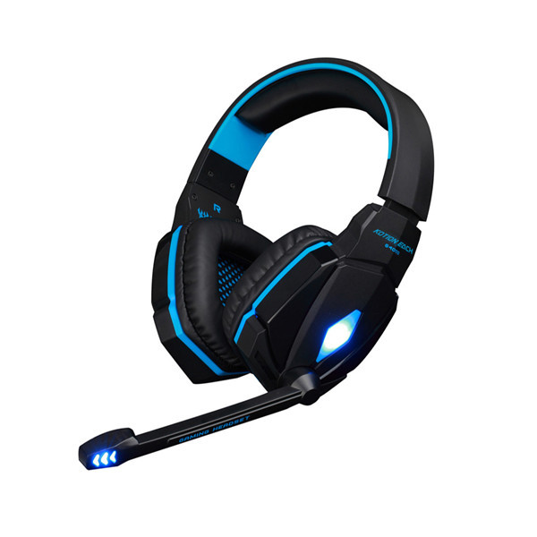 KOTION EACH G4000 Stereo Gaming Headphone Headset Earphone Headbrand with Mic Volume Control for PC