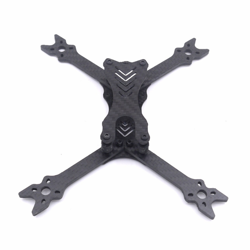 Hantu'4 4 Inch 190mm Wheelbase 4mm Arm Carbon Fiber FPV Racing Frame Kit for RC Drone