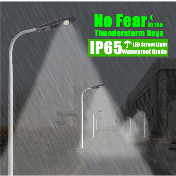 20W 50W IP65 LED COB Flood Light Outdoor Yard Garden Road Street Lamp 220V