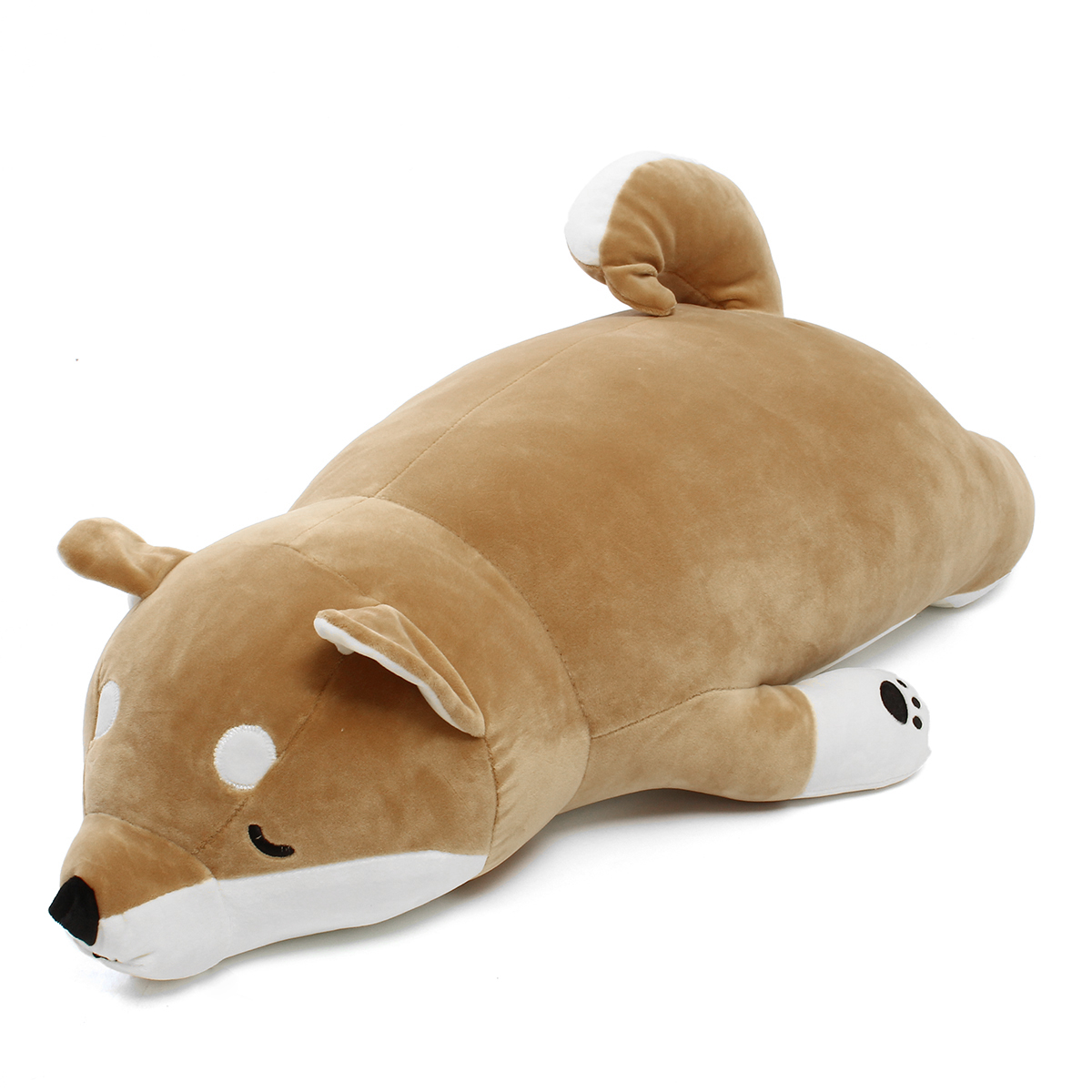 Japanese Anime Shiba Inu Dog Stuffed Plush Toy Doll Sof