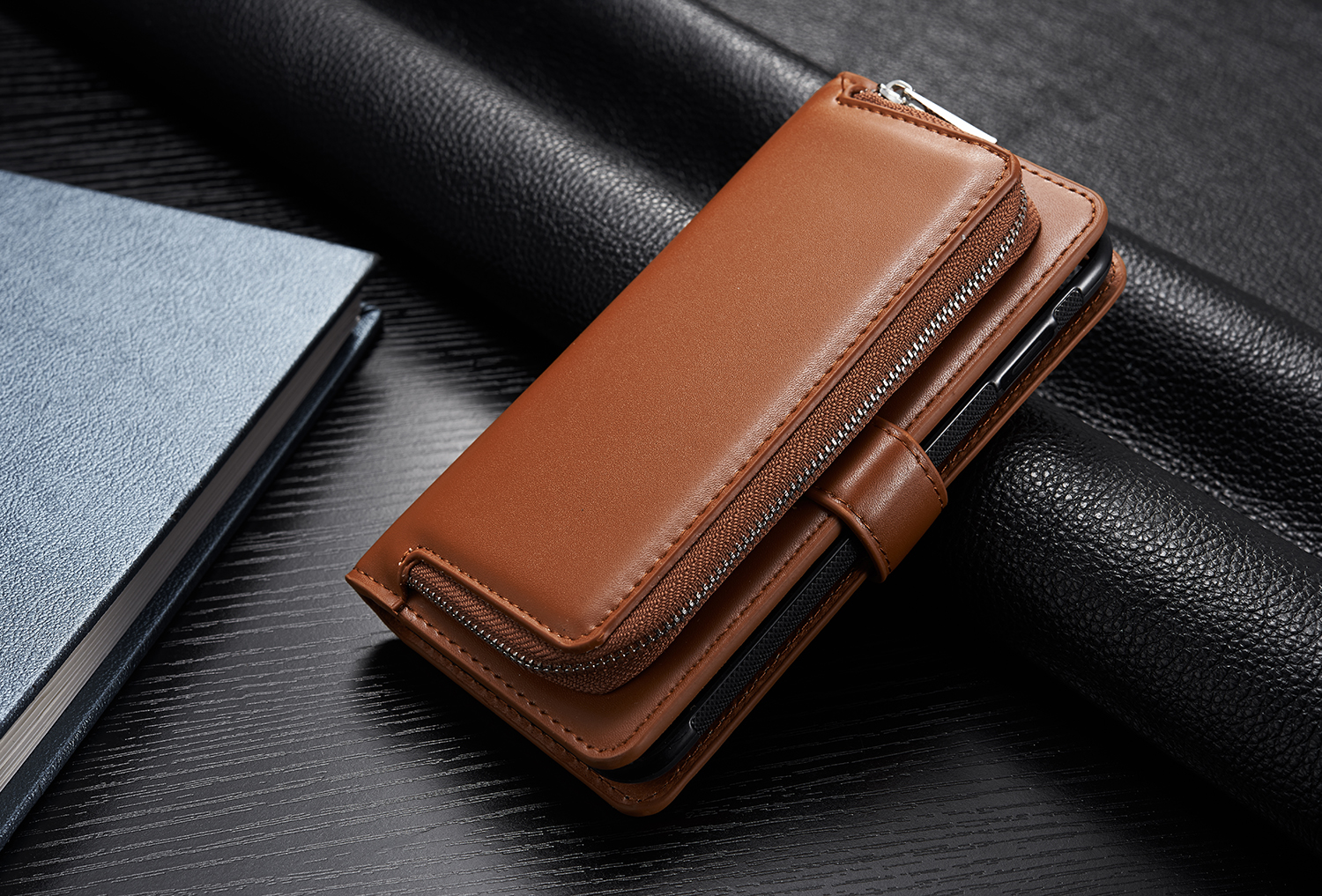 Multifunctional Detachable Wallet Card Slots PU Leather Case for iPhone7/7Plus/6/6s/6Plus/6sPlus