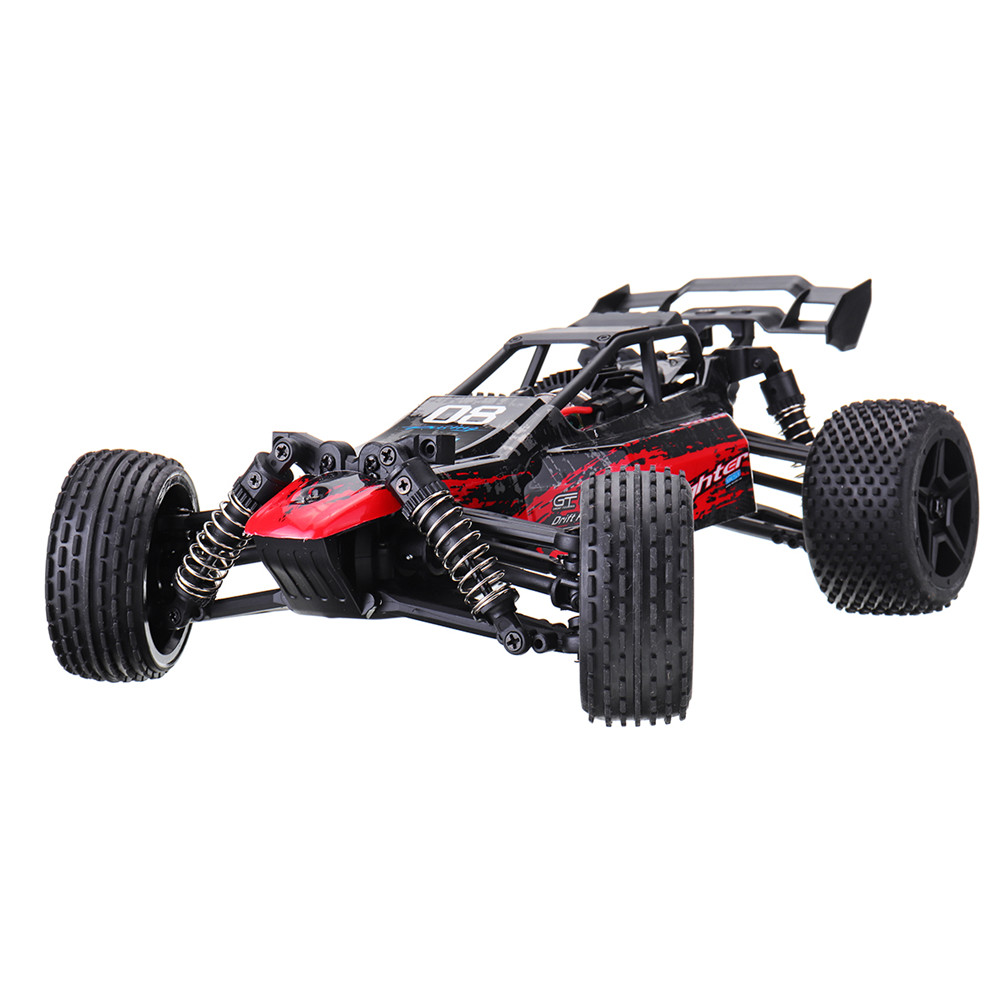 San He G171 1/16 2.4G 4WD 36km/h Rc Car Desert Buggy Off-road Truck RTR Toy - Photo: 2